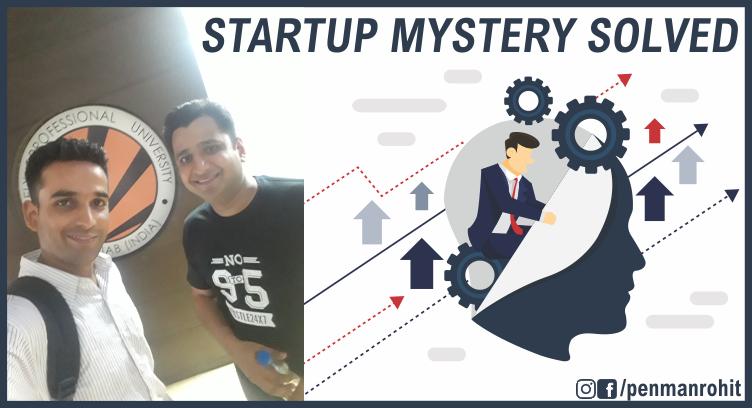 Startup Diaries